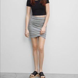 Talulah primrose skirt in grey